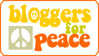 Bloggers for Peace Monthly Post