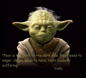 Yoda buddha