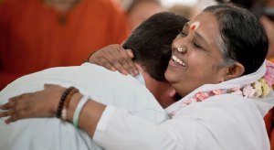 Amma Hugging
