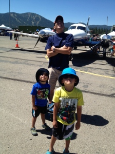 Truckee Airshow