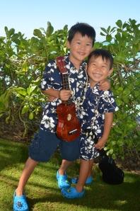 Boys in Waikiki