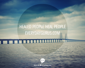 healed people
