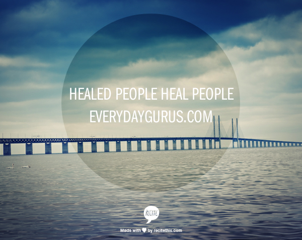 healed people