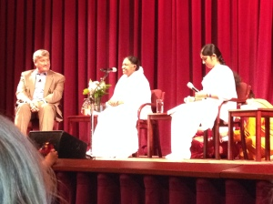 Amma at Stanford