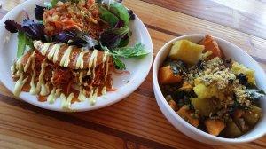 raw food dish